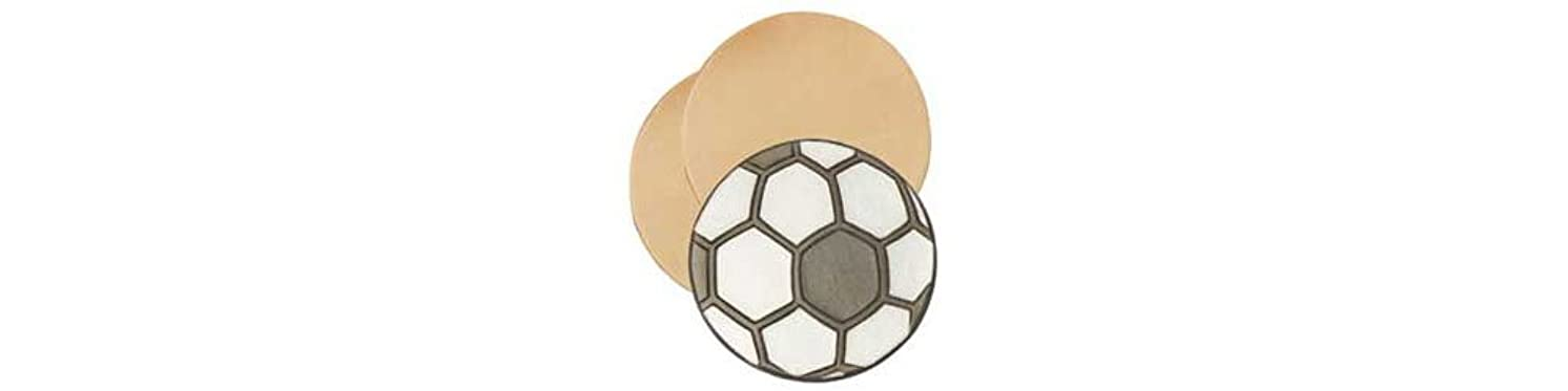 Tandy Leather Rounders Group Pack 3-3/4