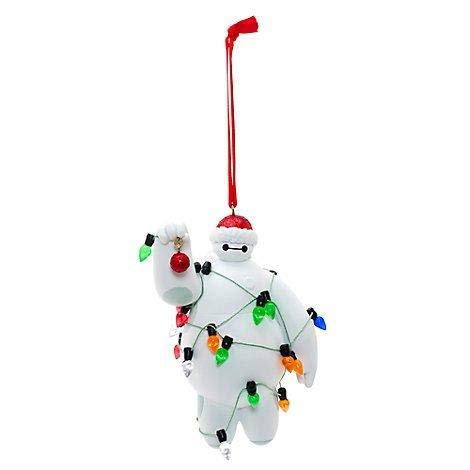 Disney Walt World Baymax Big Hero 6 Christmas Hanging Tree Ornament