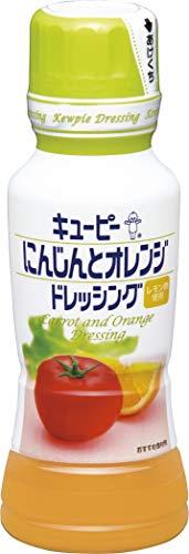 キユーピー『にんじんとオレンジドレッシング』
