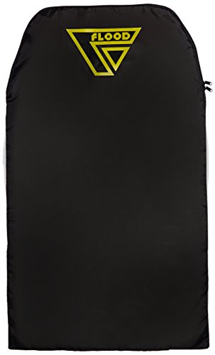 Flood Funda de Bodyboard, Negra