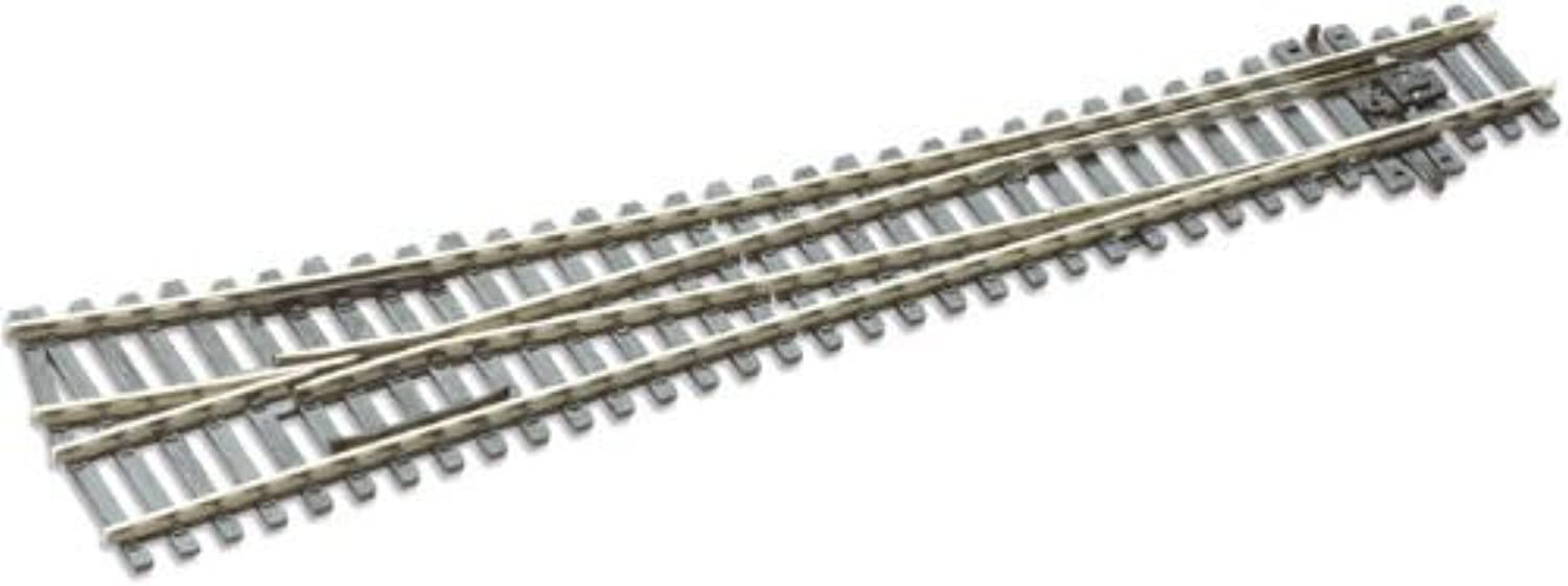 Peco HO Scale Code 100 Electrofrog  8 Right-Hand Turnout by PECO