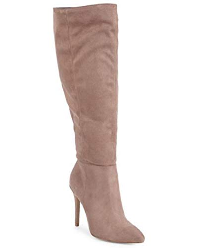 Charles by Charles David Dallan Boot Taupe Stretch 7