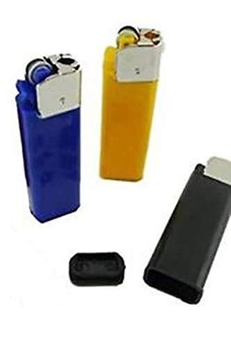 Mechero de ocultación hueco + Pegatina - Stash secreto compartimento de encendedor escondite
