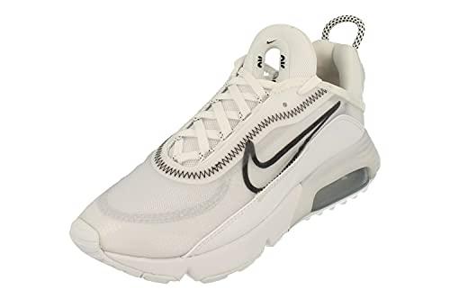 Nike Zapatillas de correr W Air Max 2090 para mujer, color Blanco, talla 38.5 EU