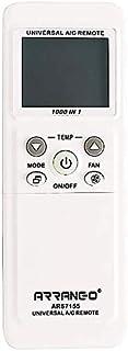 All Shop – Mando a distancia universal para aire acondicionado/climatizador compatible con pantalla LCD