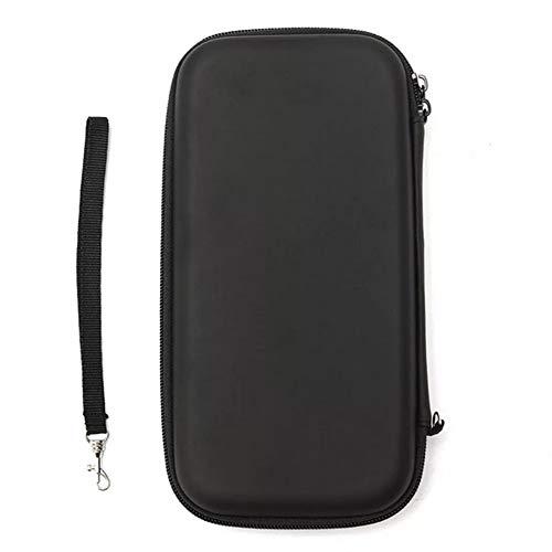 C-FUNN draagtas beschermende tas schokbestendige doos voor Nintendo Switch Game Console, Zwart