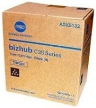 Konica BizHub C35P Black OEM Toner Cartridge - 5.200 Pages