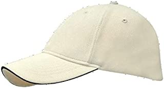 Polo Baseball Cap | One Size | Classic Baseball Hat, Caps for Men and Women | Cricket Caps Running Sports Cap by Santhome