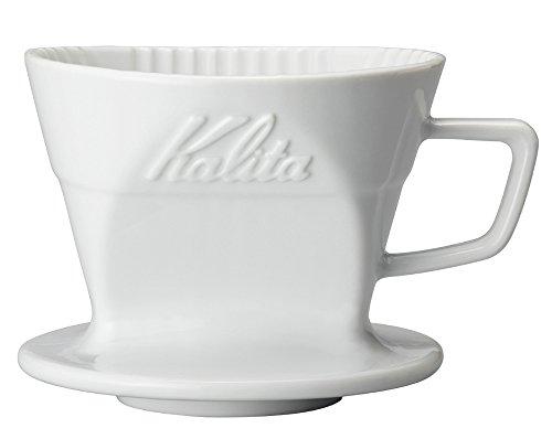 カリタ Kalita コーヒー ドリッパー 磁器製 2~4人用 NARUMI & Kalita NK102#02098
