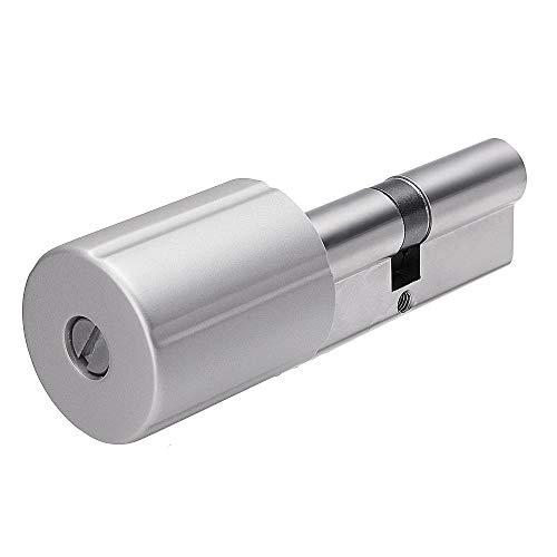 Bombin De Seguridad 80-40/40 Vima Smart Lock Cylinder Inteligente Práctico Antirrobo Seguridad Cerradura De Puerta Núcleo Cifrado De 128 Bits Con Llave