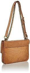 FRYE Ella Crossbody Bag, Beige