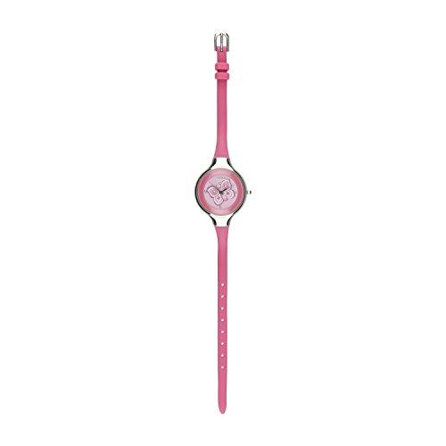THUN ® - Orologio da Polso Colibri Azzurro Cassa in Acciaio - 23 cm