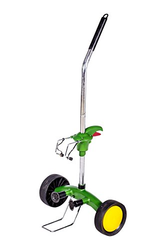 Sharpex Home & Garden Potted Plant Mover Trolly to Carry Heavy Pots with Flat Free Wheels