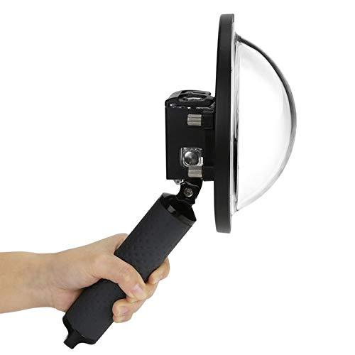 Für Gopro5 / 6 / 7Waterproof 6Inch Tauch Domes Fisheye Objektiv-Haube für GoPro Hero 5 6 7