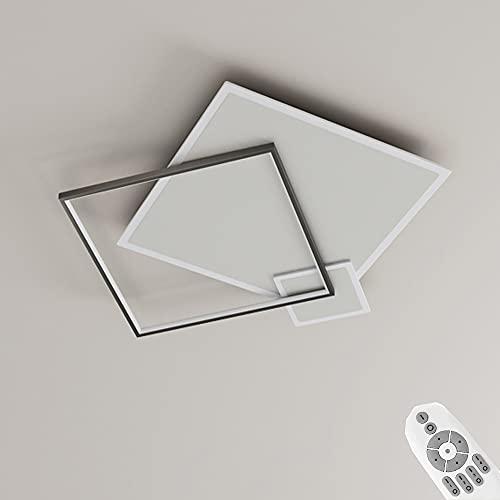 Lámpara Techo, Moderna Atmósfera Minimalista, Lámpara De Lujo Para El Hogar, Lámpara De Techo LED Para Dormitorio Nórdico (65cm*60cm)