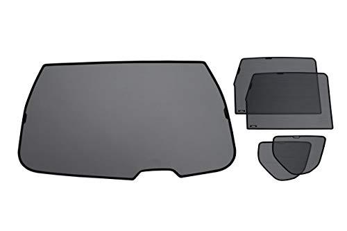 Laitovo Auto-Sonnenschutz für alle hinteren Scheiben für Hyundai Tucson 3G Crossover 5D (2018-2019) Restyling