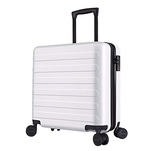 Why Choose JIANGXIUQIN-Bag Luggage Luggage Suitcase Spinner Hardshell 18inches Mini Spinner Travel L...