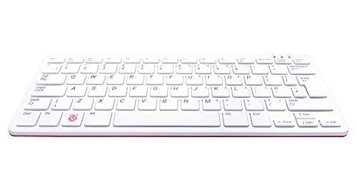 Raspberry Pi Versión 400 del Reino Unido (Solo la Unidad)