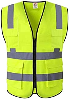 VOLTA Visibility Safety Vest Workwear