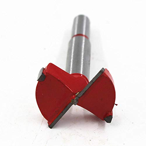 Drill 15-60mm Auger Drill Bits Set Woodworking Hole Saw Wooden Wood Cutter Drilling Power Tools with Round Shank-32mm_Round_80mm