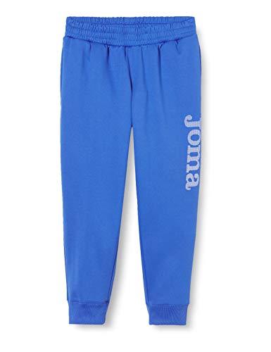 Joma Polyfleece Suez, Pantalone Uomo, Blu, M