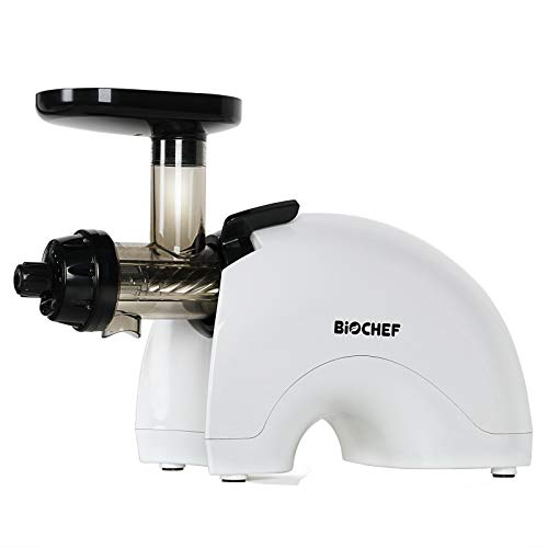 BioChef Gemini Twin Gear Slow Masticating Juicer - Cold Press Juicer Extractor for...