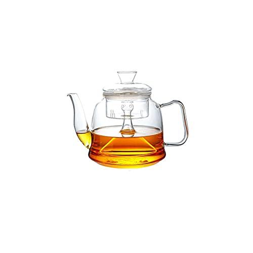 HEIYANQUANch Tetera, Tetera Set Fabricante de té para el hogar con Estufa...