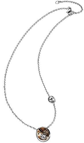 Breil Orologio Analogico Automatico Donna con Cinturino in Acciaio Inox TJ1644