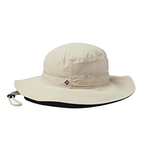 Columbia Adult Bora Bora II Booney Omni Shade Sun Hat (Fossil(XU4700-160)/Grey, One Size)