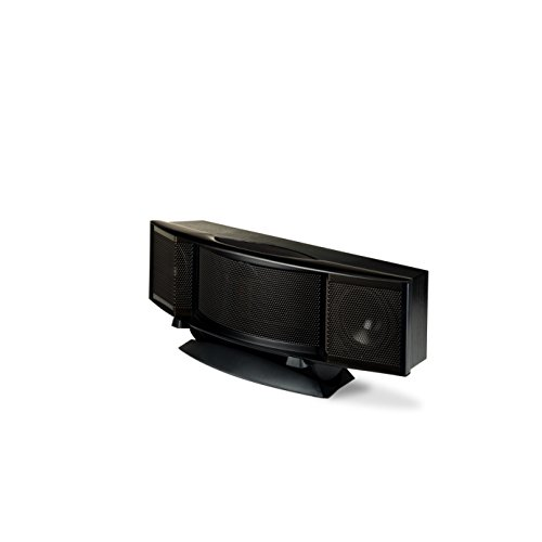 Learn More About MartinLogan Motif X ESL Hybrid Center Channel Electrostatic Loudspeaker (Black Ash)