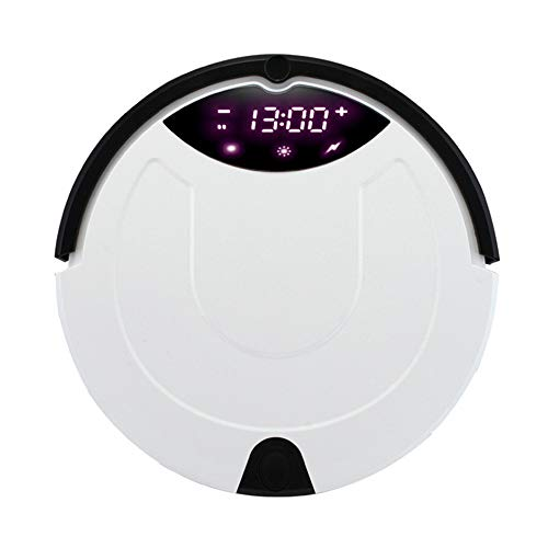 Buy Bargain RUIXFRV WirelessRobotic Vacuum Cleaner Automatic Cleaning Robot, Built-in 2200mah Lithiu...