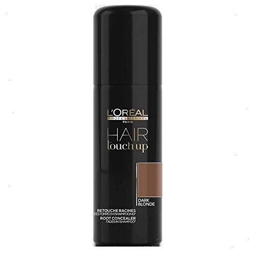 L'Oreal - Corrector de raíces para retocar el cabello (rubio oscuro/rubio oscuro) 2 onzas
