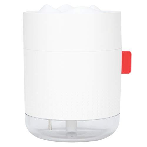 Emoshayoga Humidificador Casero, Humidificador De Aire Humidificador De Aire USB Compacto De Gran Capacidad Y Ligero para Dormitorio