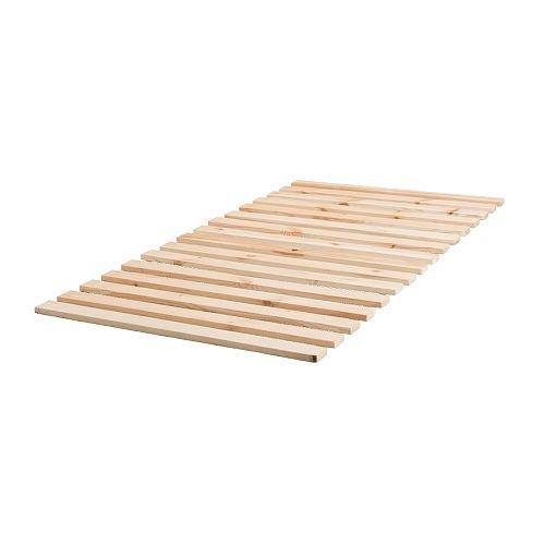 IKEA(イケア) SULTAN LADE 60167695 ベッドベース(すのこ), 無垢材の写真