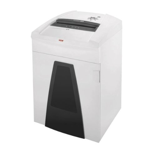 """Best Review Of HSM Securio P40S Level 2; ¼"""" Strip-Cut Shredder; Shreds up to 60 Sheets; 40-Gallon..."""