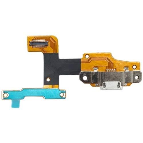 Dayday Herramienta de reemplazo fácil Reemplazo del Cable de Carga del Puerto Flexible for Lenovo Yoga Tab 3 8.0 Pulgadas YT3-850F