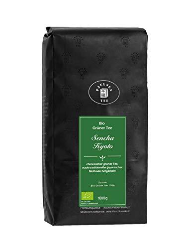 Paulsen Tee Bio Sencha Kyoto chinesischer grüner Tee 1000g (29,95 Euro/kg)