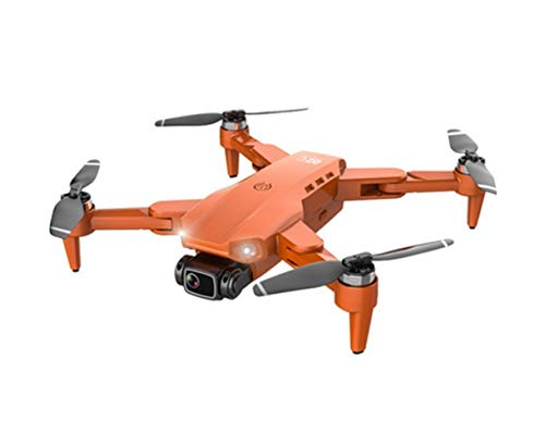 ZHAO 4K HD Dual Camera With GPS 5G WIFI FPV Real-time Transmission Brushless Motor Rc Distance 1.2km Professional Drone (Color : 4K 1Battery Backpack)