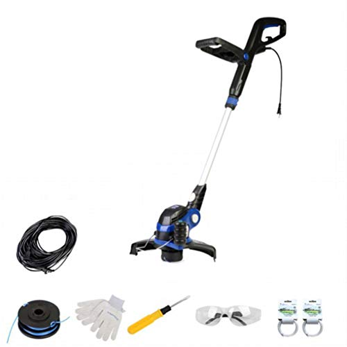 Check Out This SWTY Portable Trimmer Edger & Grass Trimmer, Height Adjustable 990mm~1190mm / 80° Th...