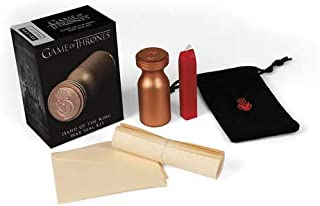 Game of Thrones: Hand of The King Wax Seal Kit (RP Minis)