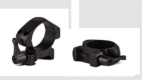 Konus Quick Release Montageringen 25,4 mm Laag