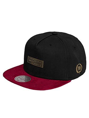 Mitchell & Ness Herren Caps / Snapback Cap Supply schwarz Verstellbar