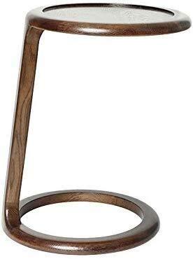 Tavolino da caffè Legno caffè americano divano tavolo tavolino minimalista dietro l'angolo di un piccolo tavolino salotto balcone tavolo mini caffè pochi .Piccoli tavolini da caffè (Size : #2)