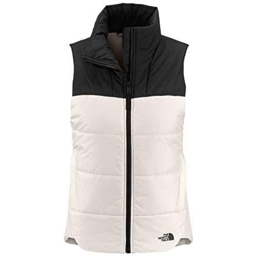 The North Face Women's Parnassas Vest, Vintage White, M