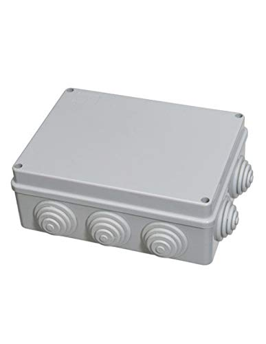 MAURER Caja Estanca Superficie Con Tornillo 190x140x70 mm.