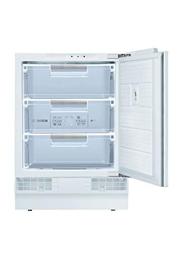 Bosch GUD15ADF0 Serie 6 - Congelador empotrable (82 cm de altura, 224 kWh/año, 106 L, congelador)