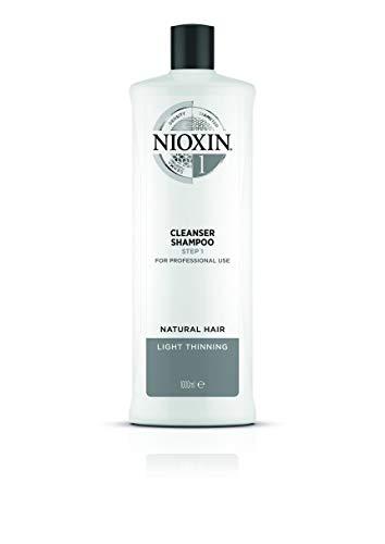 NIOXIN System 1 Cleanser Champú, 1000 ml