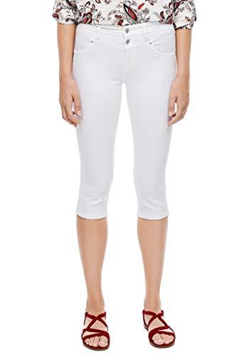 s.Oliver Damen 120.12.007.26.180.2051797 Jeans-Shorts, 01Z8, 36