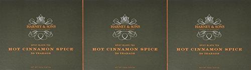 Harney amp Sons Tea Hot Cinn Spice 50 Bg Pack of 3