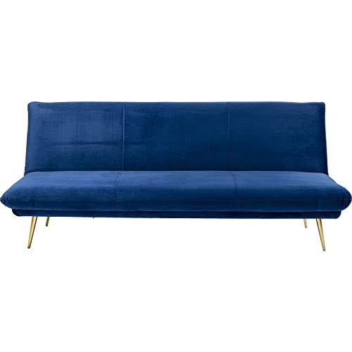 Kare Schlafsofa Soda Blau 188cm, 188 x 87 x 78